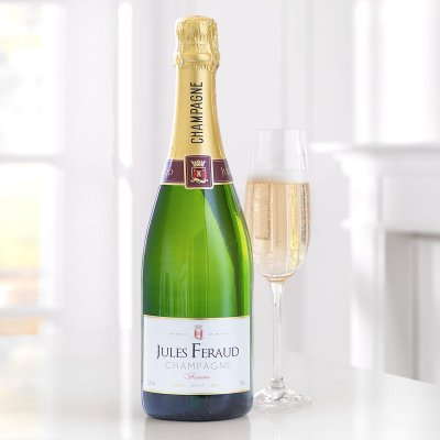 Jules Feraud Champagne Code: C13221ZF | National Delivery and Local Delivery Or Collect From Shop