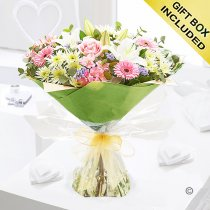 Country Garden Hand-tied Code: JGFC04901MS | Local Delivery Or Collect From Shop Only