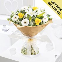 Sunshine Hand-tied Code: JGFY069851YS | Local Delivery Or Collect From Shop Only