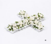 White Petite Cross Code: F13161WS | National and Local Delivery