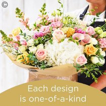 Florist Choice Hand-Tied Code: HT11S | National Delivery and Local Delivery Or Collect From Shop