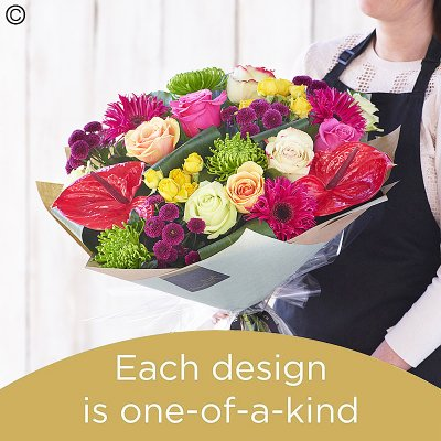 Brights handtied Code:  Code: HT9B | National delivery and local delivery or collect from shop