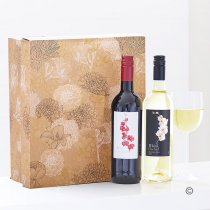 Red and White Wine Duo Gift Set  Code: C01460ZS | National and Local Delivery