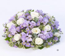 Scented Lilac and White Posy Code: F13441LS | National and Local Delivery