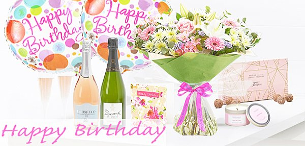 Birthday Flowers | Taunton Flowers